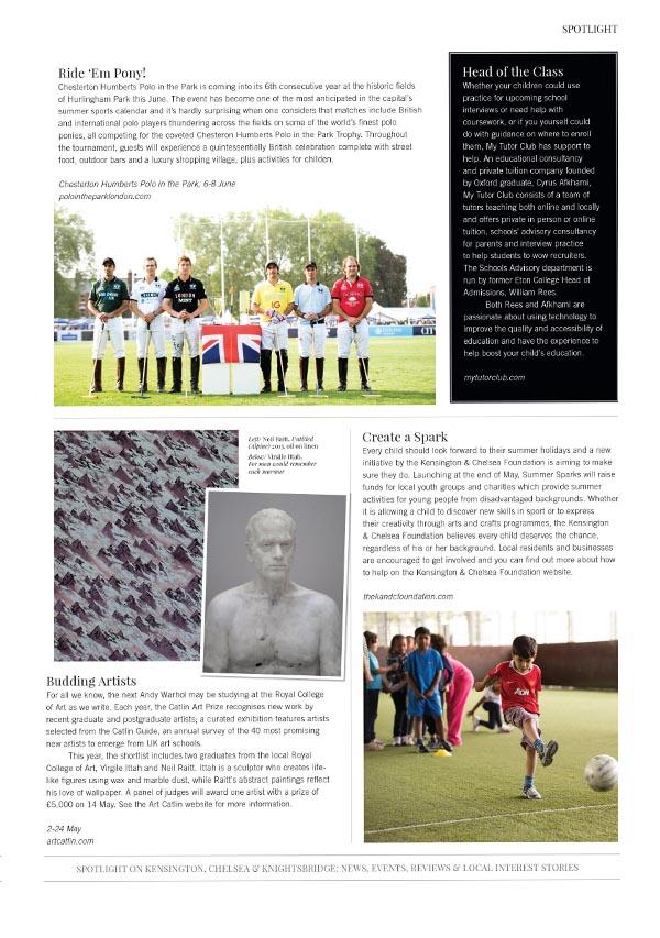 chelsea and kensington magazine 2